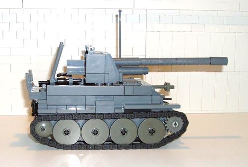 Marder III Sdkfz 139 de Sfzdk
